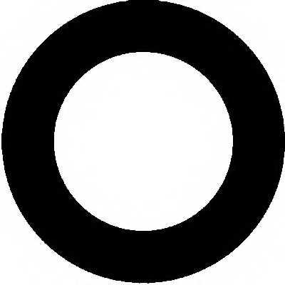 Прокладка крышки головки цилиндра REINZ 71-28487-00 - изображение