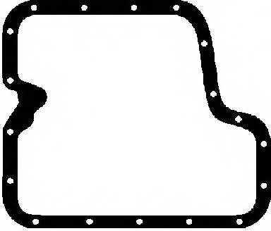 Прокладка, маслянная ванна REINZ 71-29412-10 - изображение