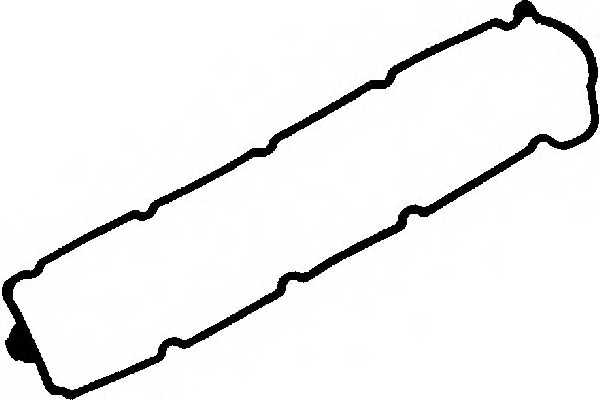 Прокладка крышки головки цилиндра REINZ 71-31344-00 - изображение