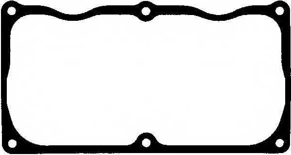 Прокладка крышки головки цилиндра REINZ 71-31394-00 - изображение