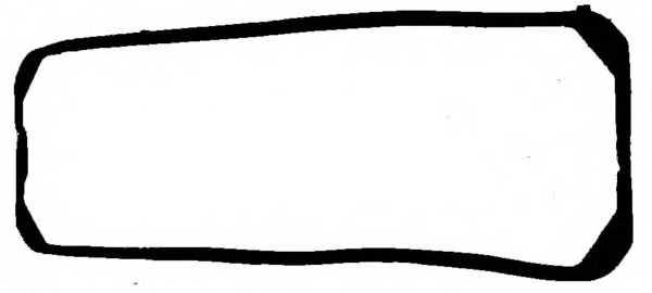 Прокладка маслянного поддона REINZ 71-31602-00 - изображение