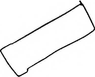 Прокладка крышки головки цилиндра REINZ 71-31643-00 - изображение