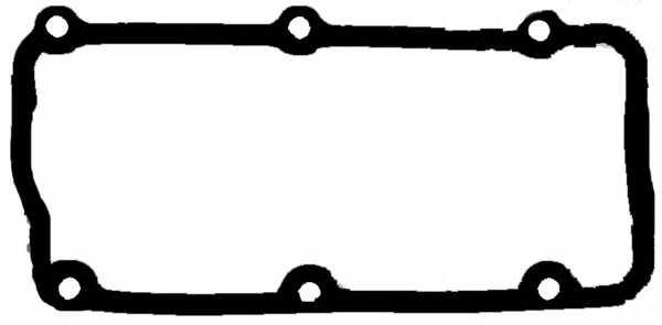 Прокладка крышки головки цилиндра REINZ 71-31698-00 - изображение