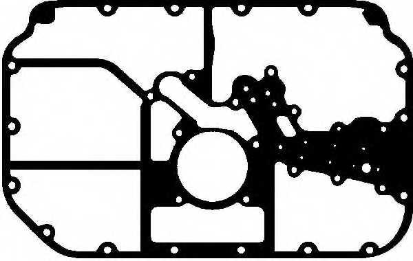 Прокладка, маслянная ванна REINZ 71-31707-00 - изображение