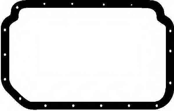 Прокладка, маслянная ванна REINZ 71-31708-00 - изображение