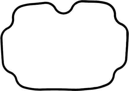 Прокладка корпуса впускного коллектора REINZ 71-31827-00 - изображение