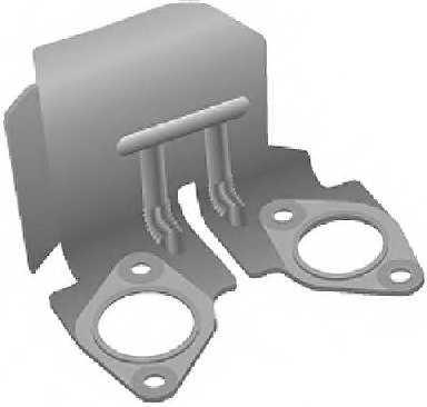 Прокладка выпускного коллектора REINZ 71-31854-00 - изображение