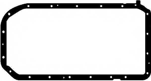 Прокладка маслянного поддона REINZ 71-31876-00 - изображение