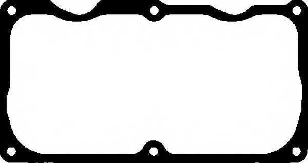 Прокладка крышки головки цилиндра REINZ 71-33046-00 - изображение