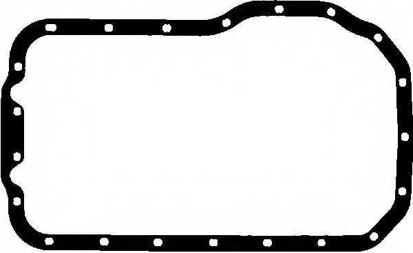 Прокладка маслянного поддона REINZ 71-33409-00 - изображение