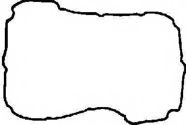 Прокладка крышки головки цилиндра REINZ 71-33758-00 - изображение