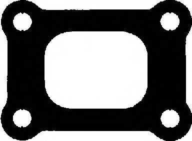 Прокладка выпускного коллектора REINZ 71-33889-00 - изображение