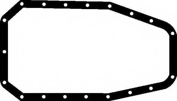 Прокладка маслянного поддона REINZ 71-33944-10 - изображение