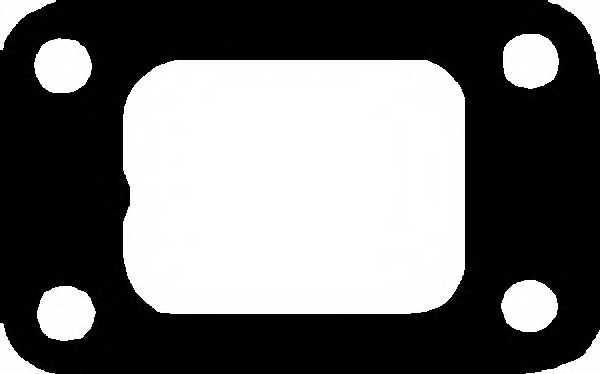 Прокладка выпускного коллектора REINZ 71-33958-00 - изображение