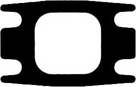 Прокладка выпускного коллектора REINZ 71-33973-00 - изображение