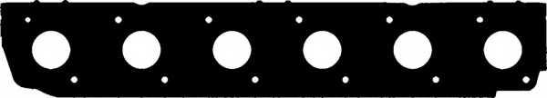 Прокладка выпускного коллектора REINZ 71-34013-00 - изображение