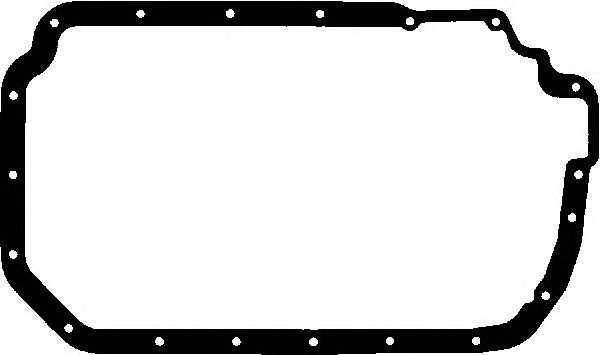 Прокладка, маслянная ванна REINZ 71-34087-00 - изображение