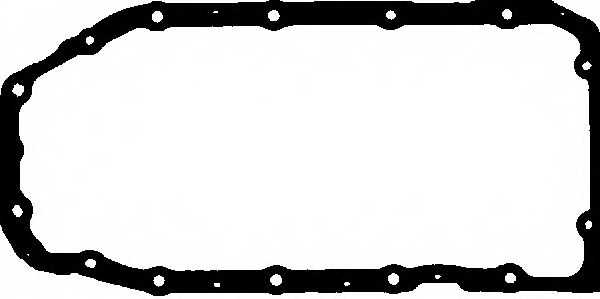 Прокладка маслянного поддона REINZ 71-34163-00 - изображение