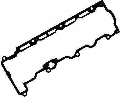 Прокладка крышки головки цилиндра REINZ 71-34277-00 - изображение