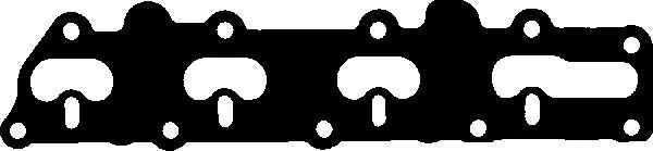 Прокладка выпускного коллектора REINZ 71-34278-00 - изображение