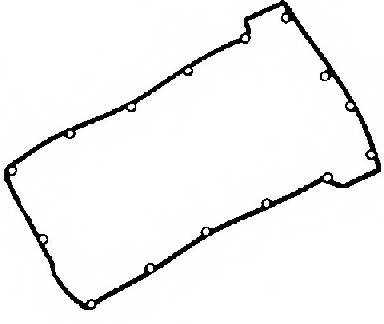 Прокладка крышки головки цилиндра REINZ 71-34331-00 - изображение