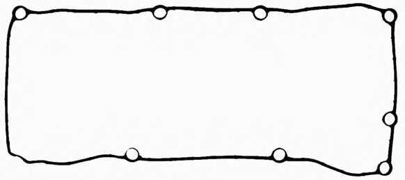 Прокладка крышки головки цилиндра REINZ 71-34459-00 - изображение
