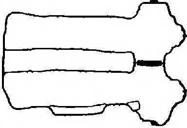 Прокладка крышки головки цилиндра REINZ 71-34818-00 - изображение