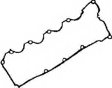 Прокладка крышки головки цилиндра REINZ 71-35007-00 - изображение