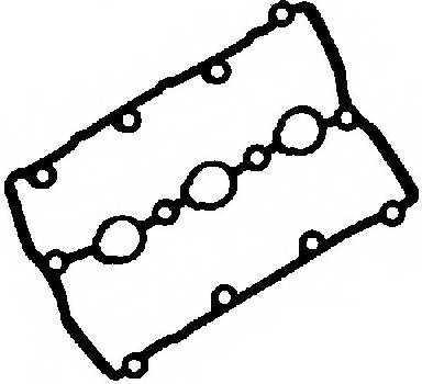 Прокладка крышки головки цилиндра REINZ 71-35187-00 - изображение