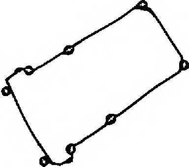 Прокладка крышки головки цилиндра REINZ 71-35191-00 - изображение