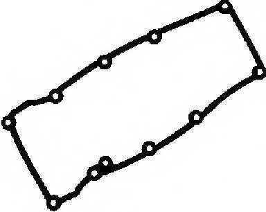 Прокладка крышки головки цилиндра REINZ 71-35534-00 - изображение
