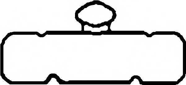 Прокладка крышки головки цилиндра REINZ 71-35607-00 - изображение