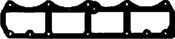 Прокладка крышки головки цилиндра REINZ 71-35648-00 - изображение