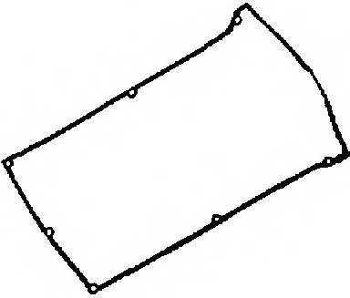 Прокладка крышки головки цилиндра REINZ 71-35661-00 - изображение