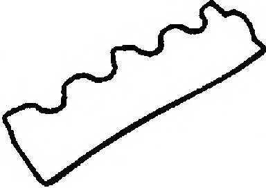 Прокладка крышки головки цилиндра REINZ 71-35679-00 - изображение
