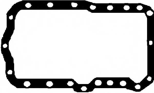 Прокладка маслянного поддона REINZ 71-35784-00 - изображение