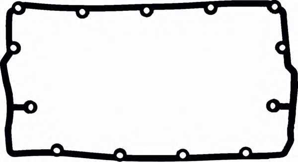 Прокладка крышки головки цилиндра REINZ 71-35884-00 - изображение