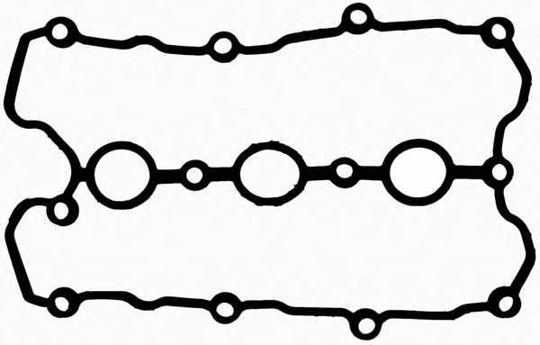 Прокладка крышки головки цилиндра REINZ 71-36046-00 - изображение