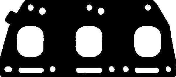 Прокладка выпускного коллектора REINZ 71-36107-00 - изображение