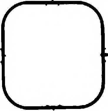 Прокладка впускного коллектора REINZ 71-36168-00 - изображение