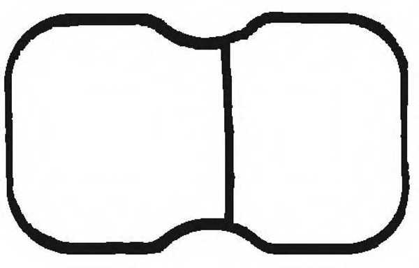 Прокладка впускного коллектора REINZ 71-36407-00 - изображение