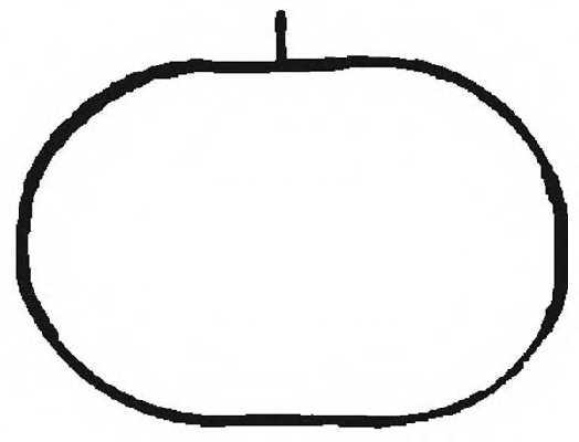Прокладка впускного коллектора REINZ 71-36409-00 - изображение