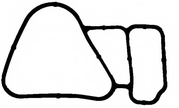 Прокладка термостата REINZ 71-36582-00 - изображение