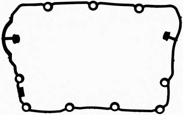 Прокладка крышки головки цилиндра REINZ 71-37573-00 - изображение