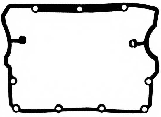 Прокладка крышки головки цилиндра REINZ 71-37574-00 - изображение