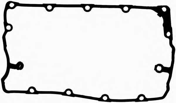 Прокладка крышки головки цилиндра REINZ 71-37594-00 - изображение