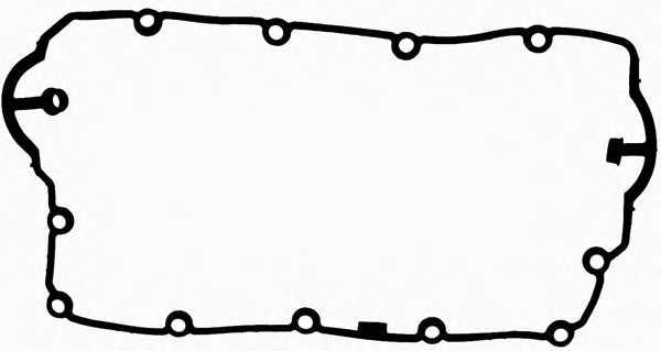 Прокладка крышки головки цилиндра REINZ 71-37596-00 - изображение