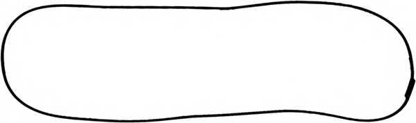Прокладка крышки головки цилиндра REINZ 71-37692-00 - изображение
