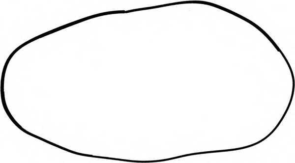 Прокладка крышки головки цилиндра REINZ 71-37693-00 - изображение