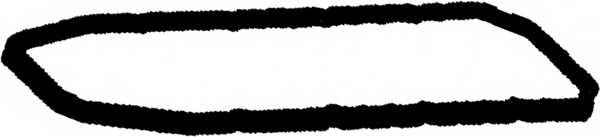 Прокладка маслянного поддона REINZ 71-37749-00 - изображение